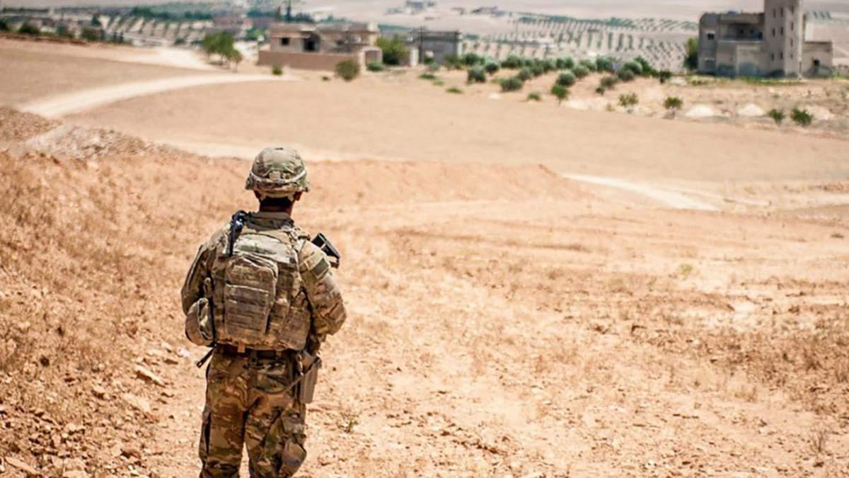 В Іраку під час операції проти бойовиків загинули двоє американських військових