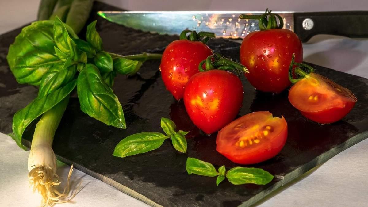 Как лучше хранить томаты