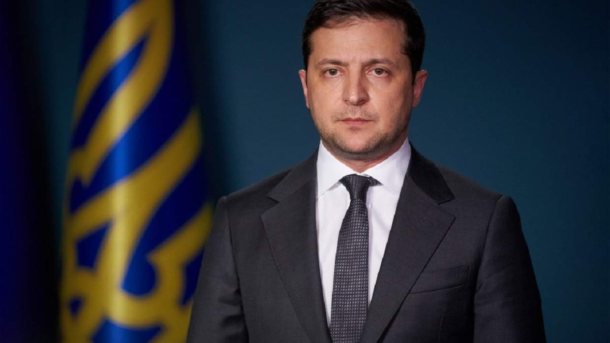 Володимир Зеленський взяв участь у церемонії вручення Шевченківської премії