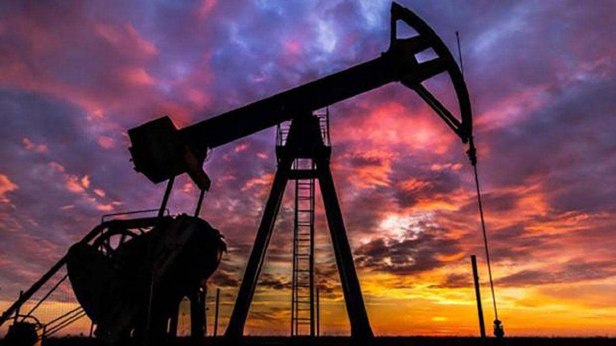 Ціна на нафту росте
