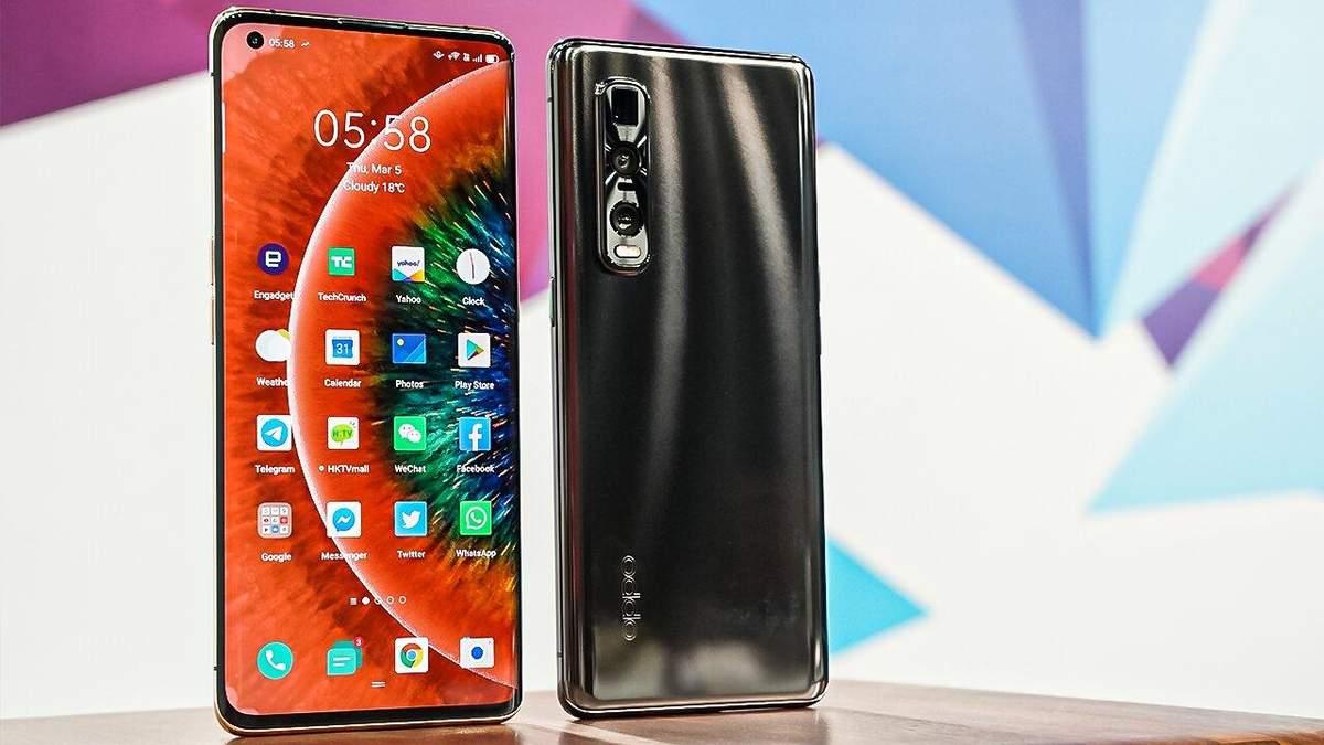 OPPO Find X2 Pro став найпродуктивнішим смартфоном за версією AnTuTu