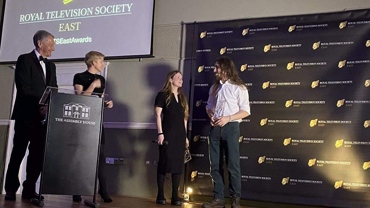 Українка здобула нагороду на кінофестивалі у Британії