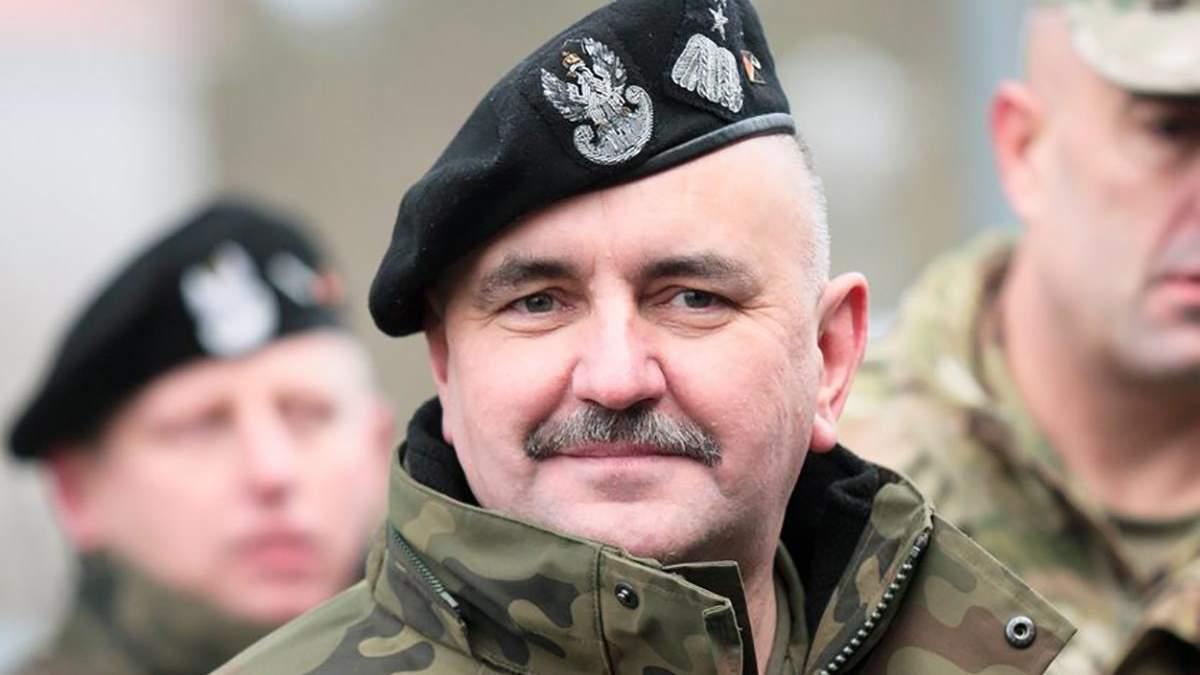 Головнокомандувач збройних сил Польщі заразився коронавірусом