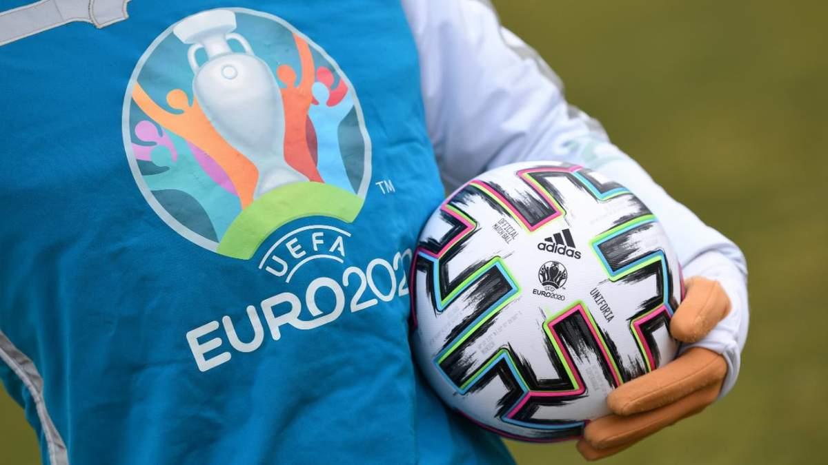 Учасники Євро-2020 просять перенести турнір на рік