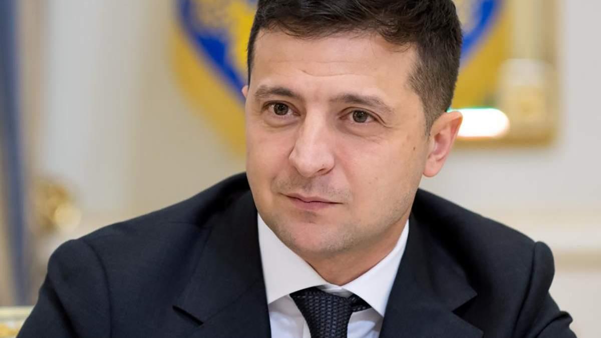 Володимир Зеленський повідомив про розробку в Україні церемонії вшанування героїв Донбасу