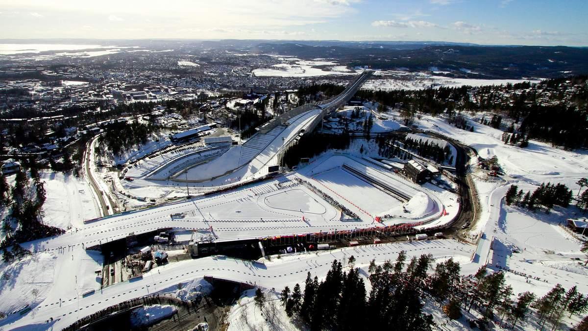 Етап Кубка світу з біатлону у Норвегії