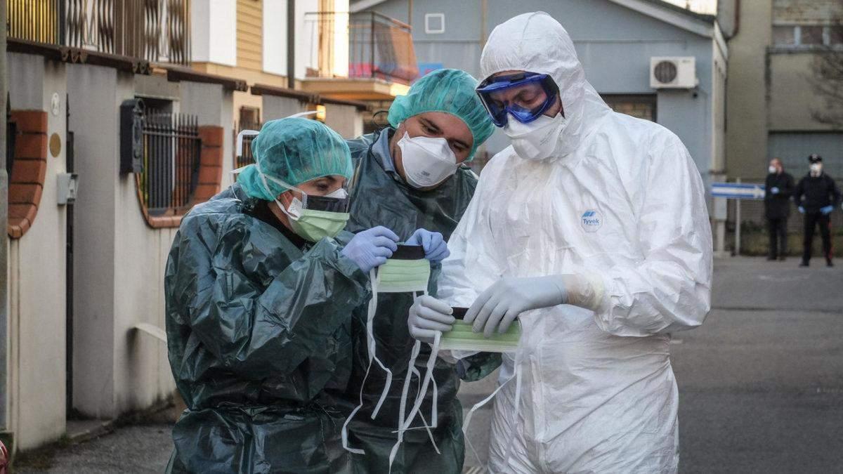 В Україні введуть карантин через коронавірус та хочуть схвалити новий закон