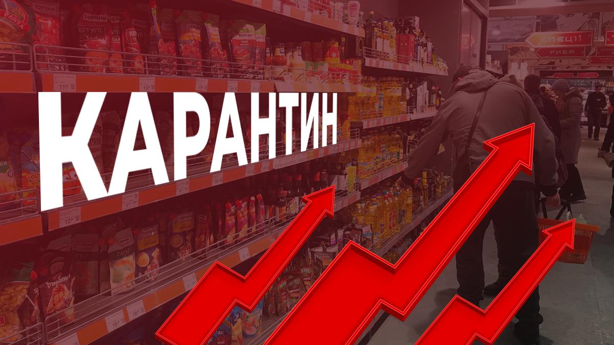 Карантин в Україні 2020 – ціна продуктів та чи буде дефіцит