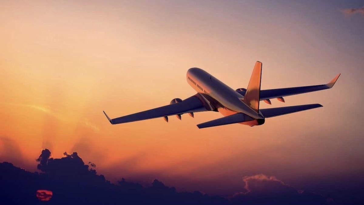 Україна закрила авіасполучення