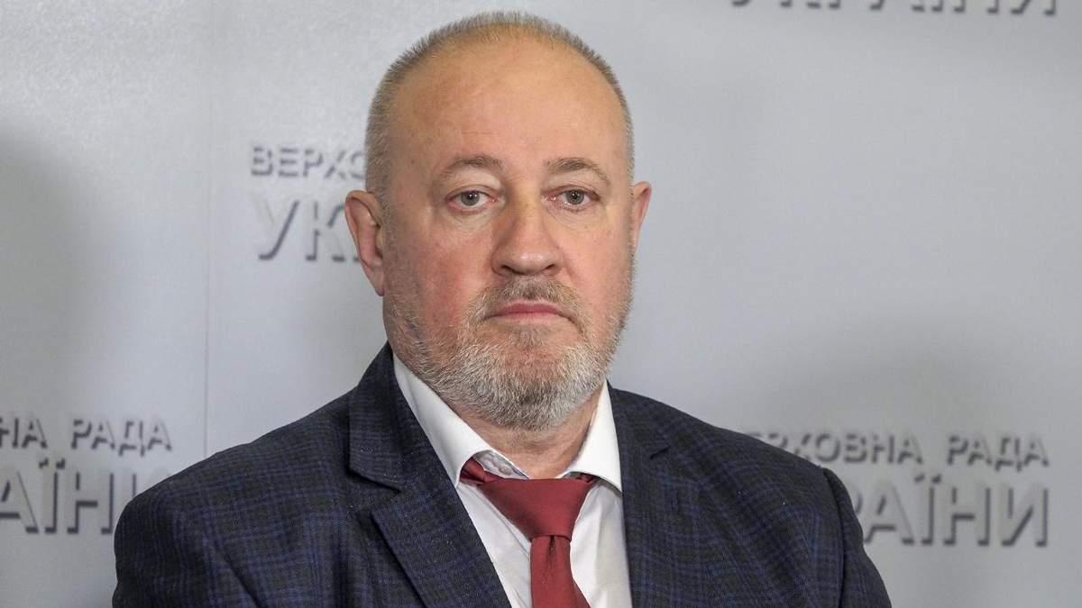 Совпали точки соприкосновения различных групп интересов: Чумак об увольнении Рябошапки