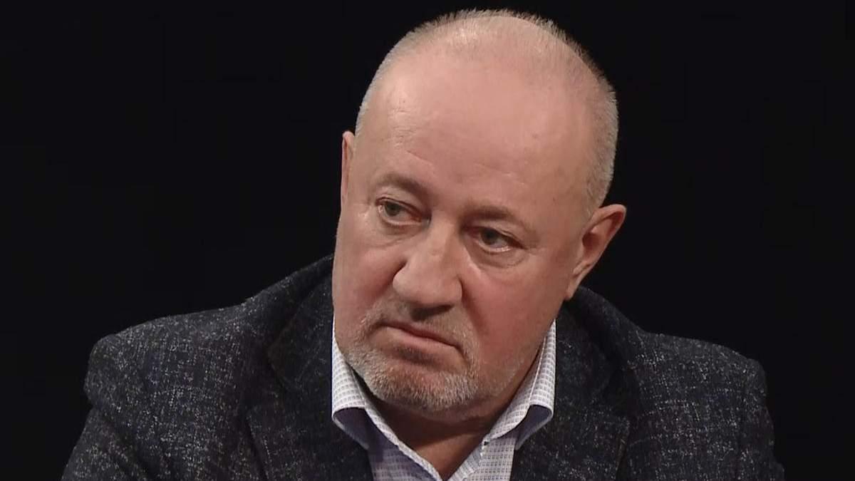 Виктор Чумак временно исполняющий обязанности генпрокурора