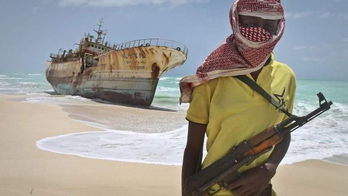 Пірати звільнили українця з полону