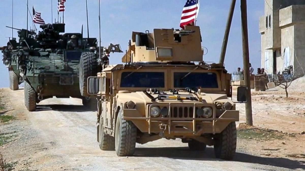 Військову базу США знову обстріляли в Іраку