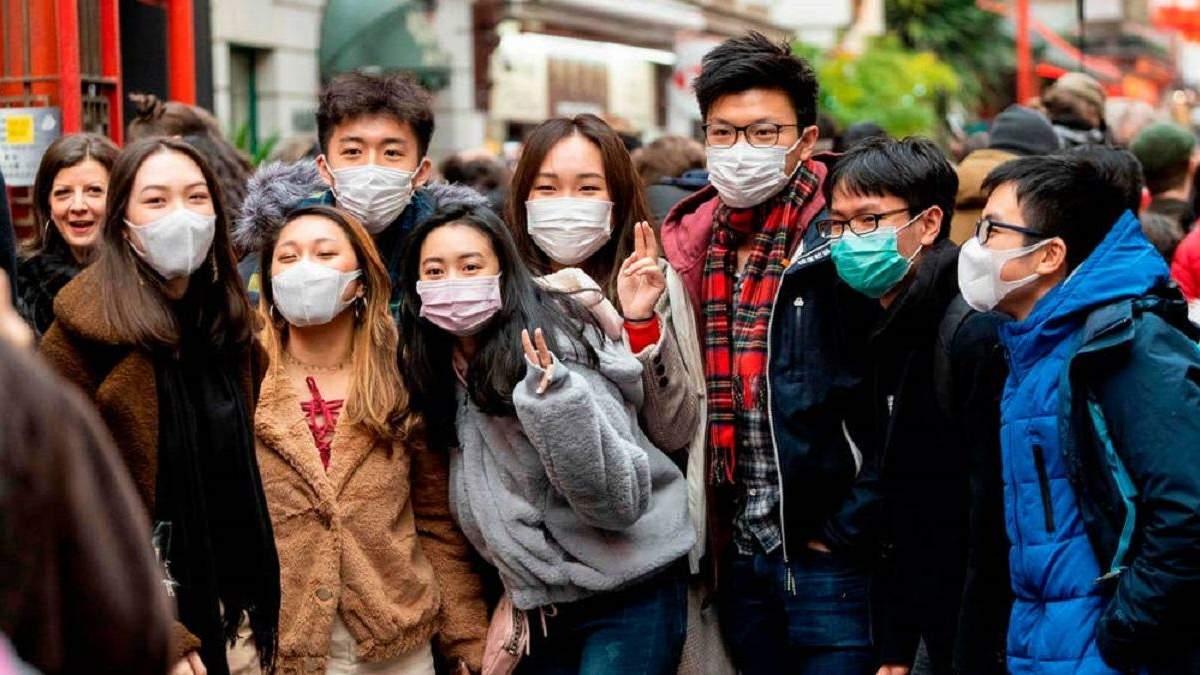 За добу у Китаї лише 15 людей заразилися на коронавірус