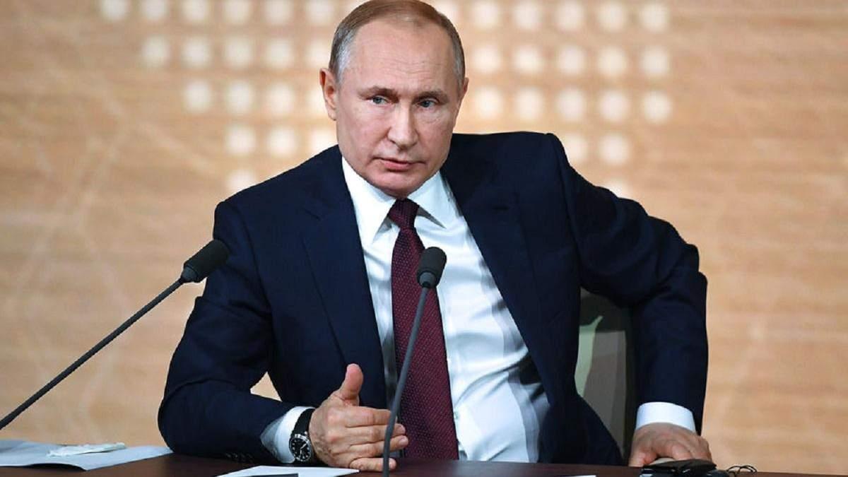 Кризис в России: как Путин захватывает власть