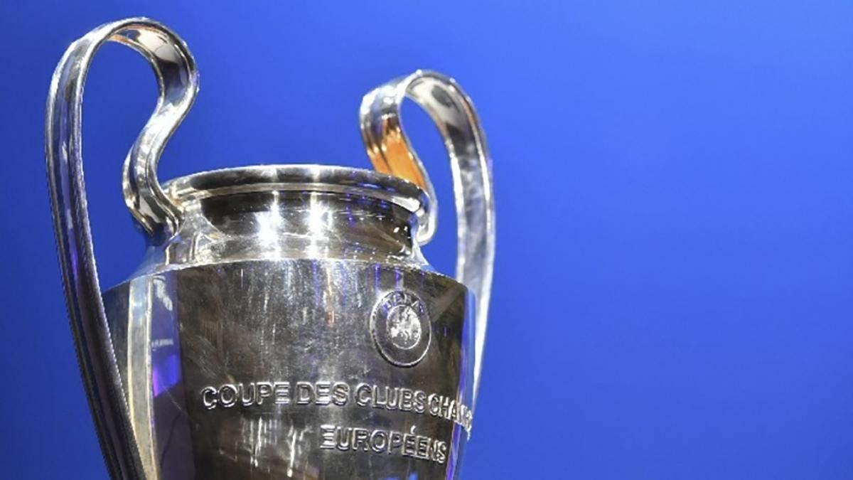 Коронавірус в світі 2020 – матчі Ліги чемпіонів, Ліги Європи скасували