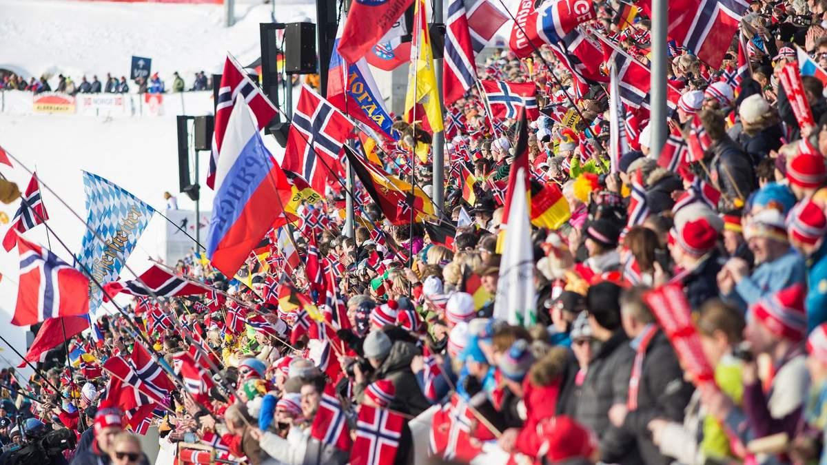 Етап Кубка світу з біатлону в Норвегії скасовано