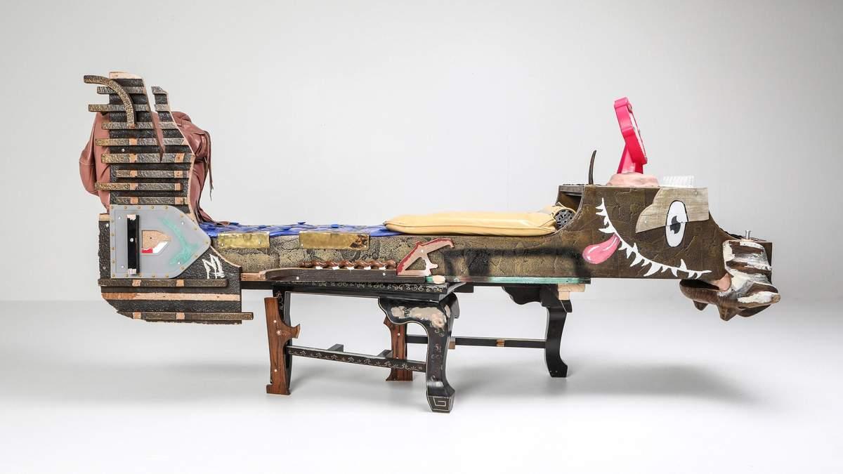 """Дизайнерам не подобаються """"наполіровані"""" меблі для виставок"""