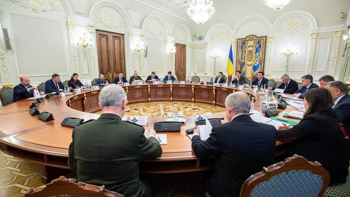 РНБО проведе засідання 13 березня