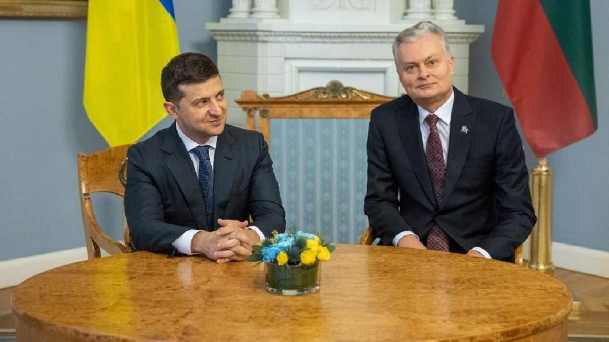 Науседа скасував раніше запланований візит до України