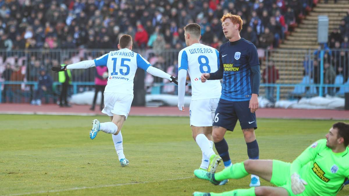 Динамо – Десна: огляд, рахунок, відео голів матчу – 15 березня 2020