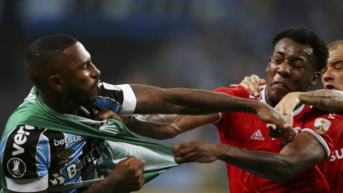 У Бразилії арбітр вилучив 8 футболістів