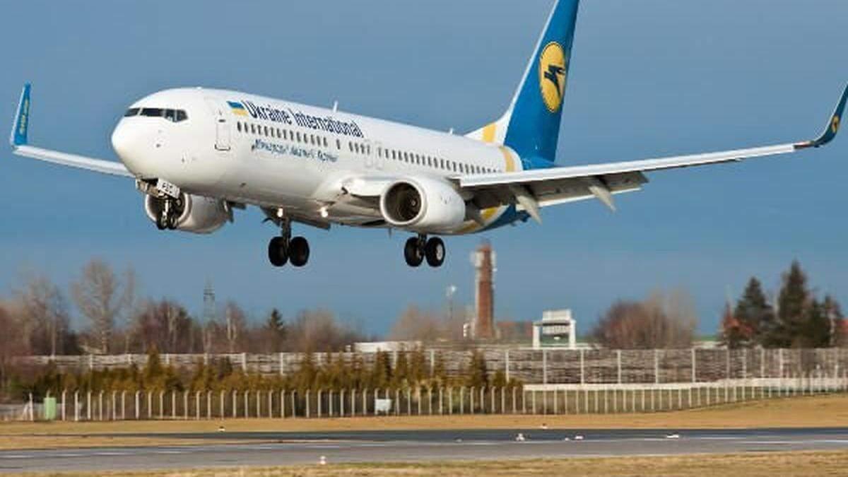 МАУ тимчасово скасовує рейси з Києва в Рим та Мілан