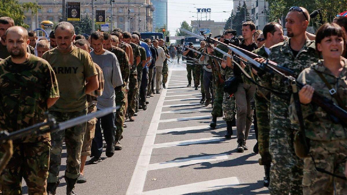 Україна у Мінську домовилася про звільнення з Донбасу усіх своїх громадян