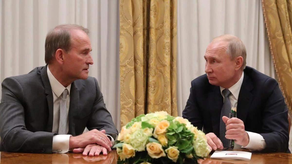 Україна на грані капітуляції, або Роль Медведчука надто недооцініюють