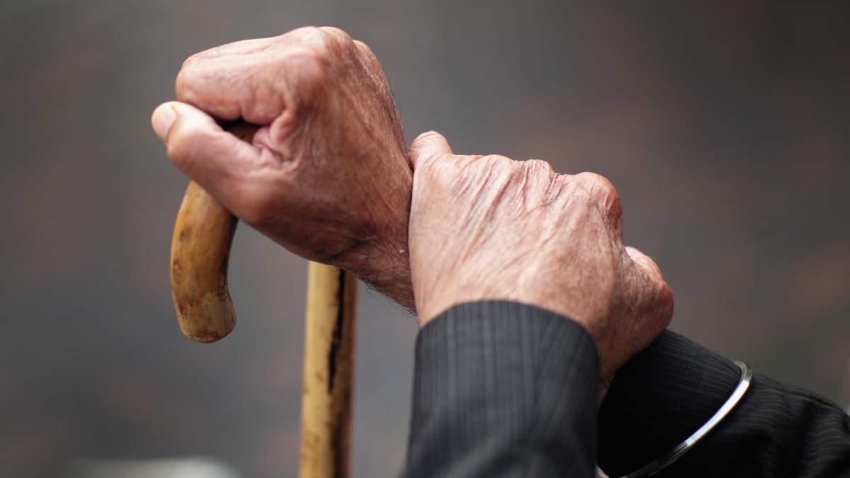 Зеленський закликав пенсіонерыв сидіти вдома