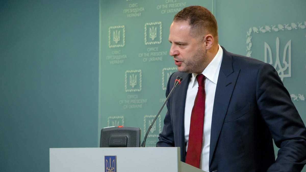 Это лишь декларация, – Ермак рассказал о скандальном документе подписанном в Минске