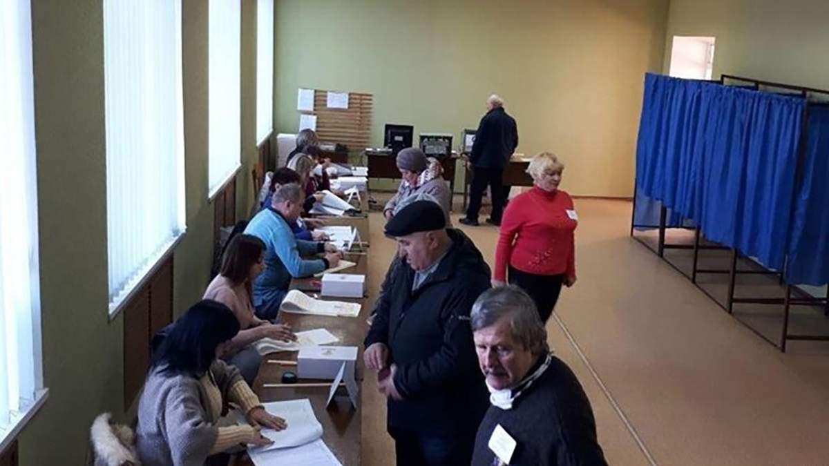 На Харківщині стартували вибори у 179 окрузі
