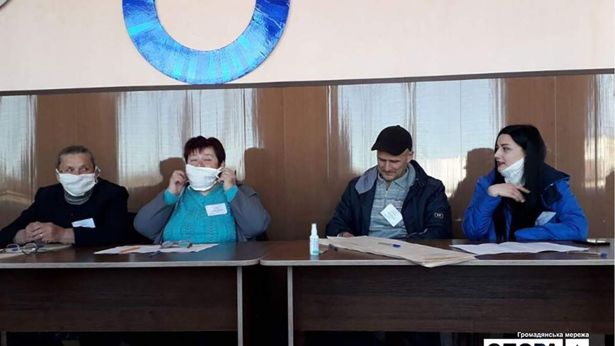 На Харківщині відбуваються довибори до парламенту