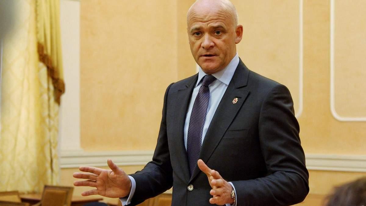 Городской голова Одессы Труханов ввел в Одессе ограничительные меры