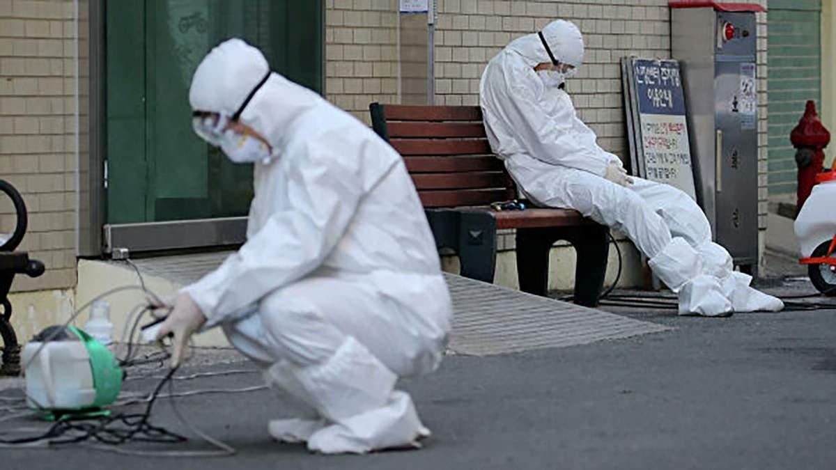Пандемія коронавірусу триватиме ще рік