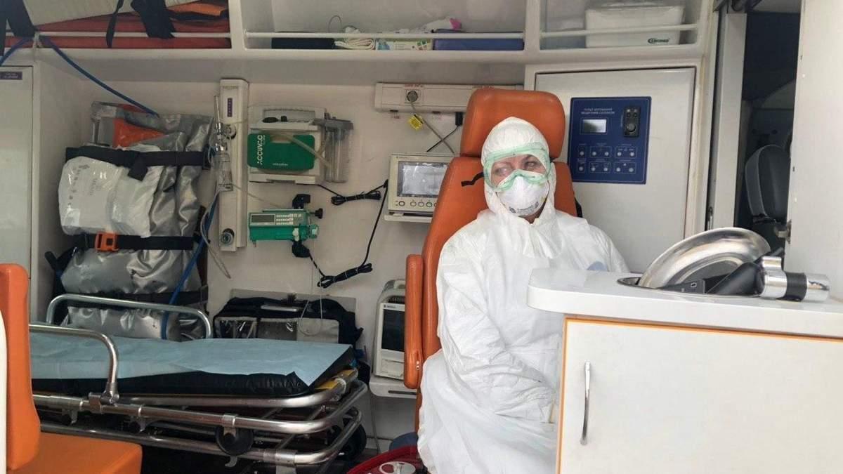 Коронавірус Львів – госпіталізували 8 осіб з підозрою