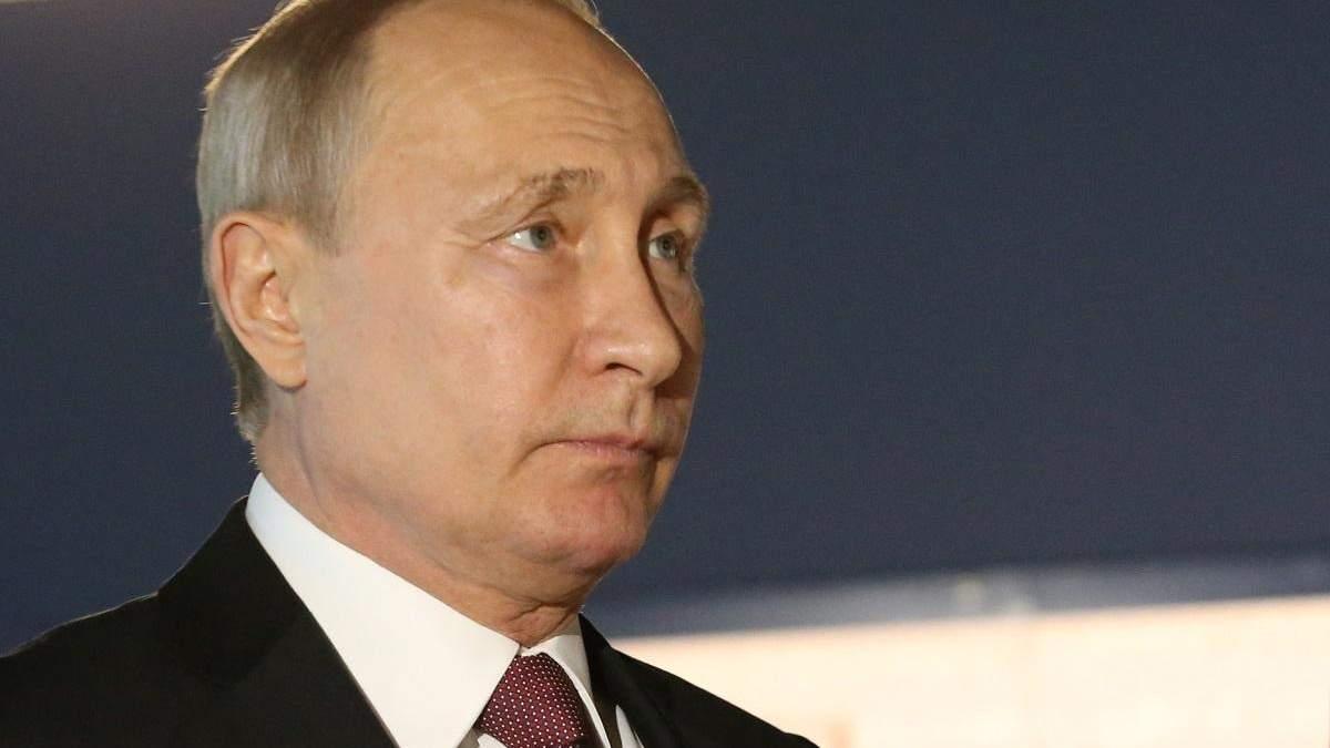 Путін приховує масштаби захворювання на коронавірус