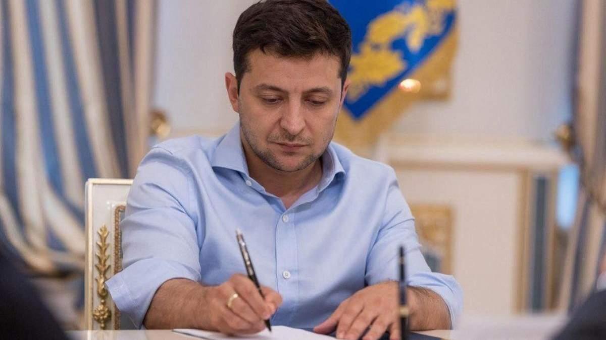 Зеленський підписав закон про боротьбу з коронавірусом