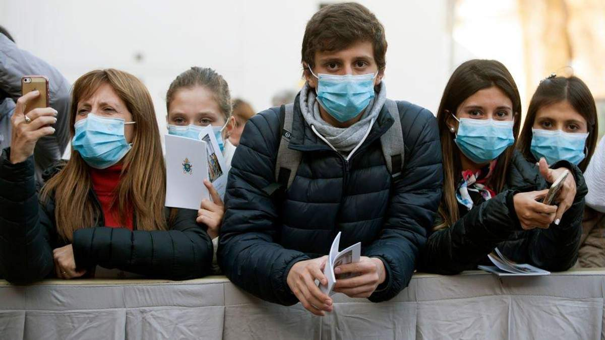 Тест на коронавірус в Україні: новий алгоритм дій