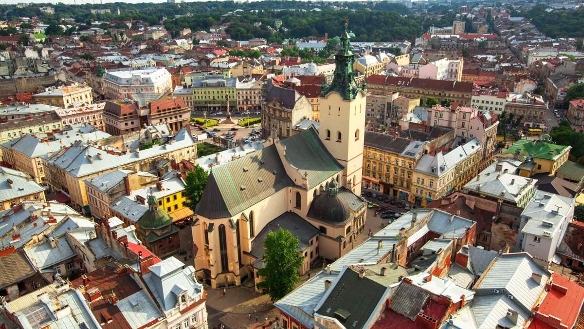 Як виглядає Львів під час карантину