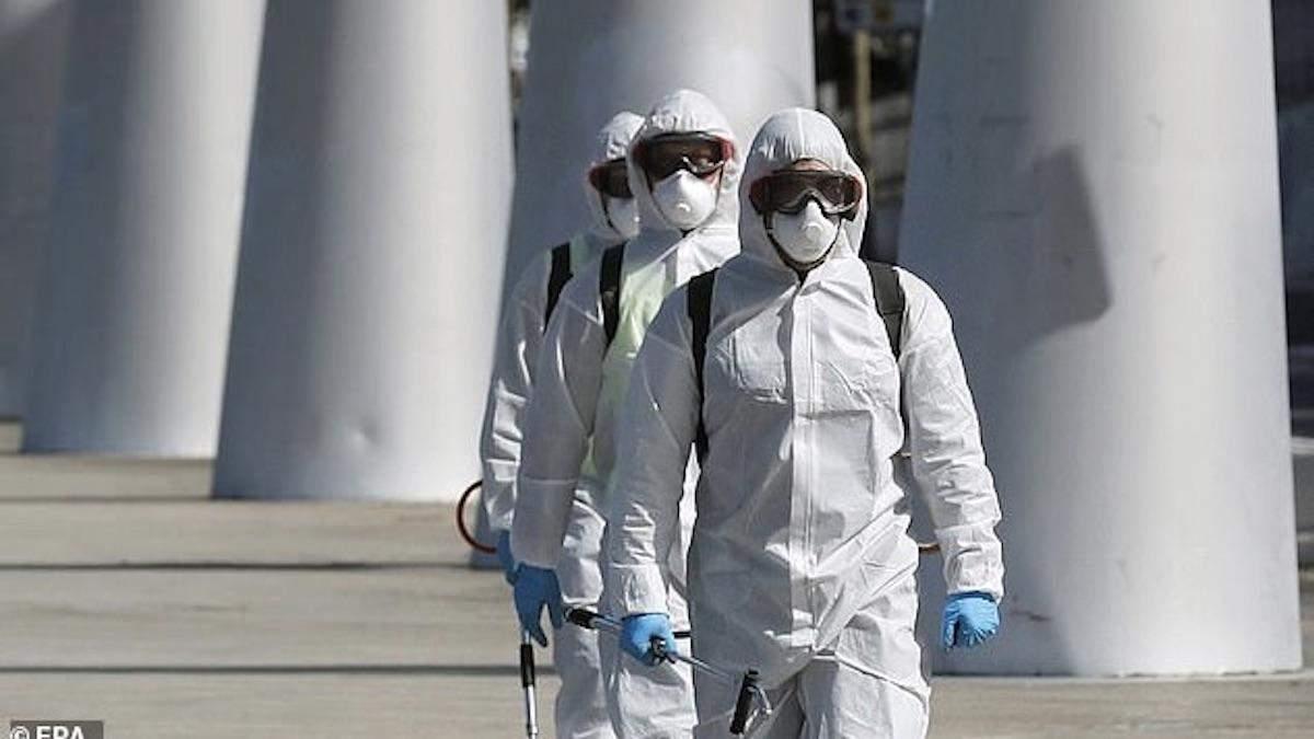 Коронавірус в Іспанії: всі готелі закривають