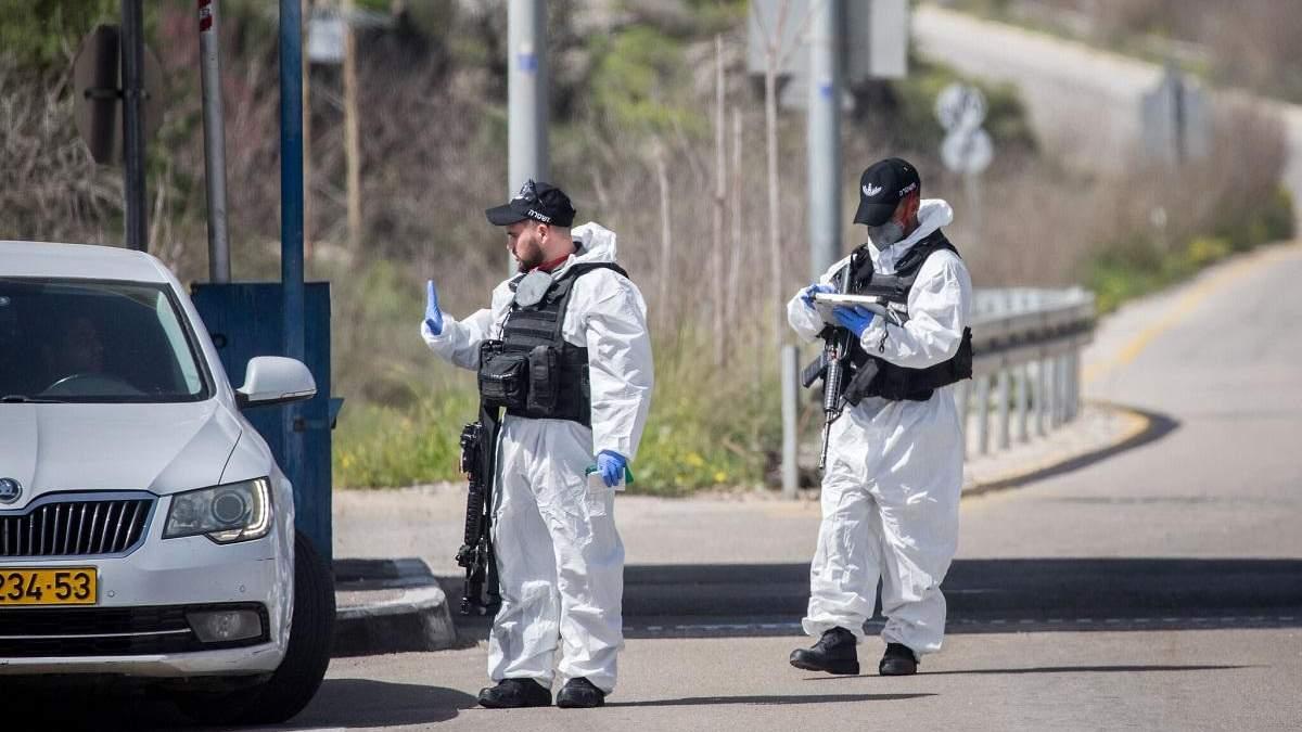 Через коронавірус Ізраїль забороняє в'їзд для майже усіх іноземців