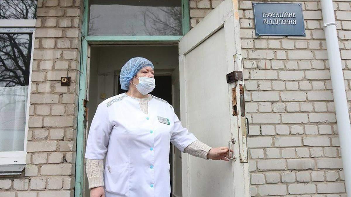 В Донецькій ОДА розповіли про стан хворого на коронавірус маріупольця