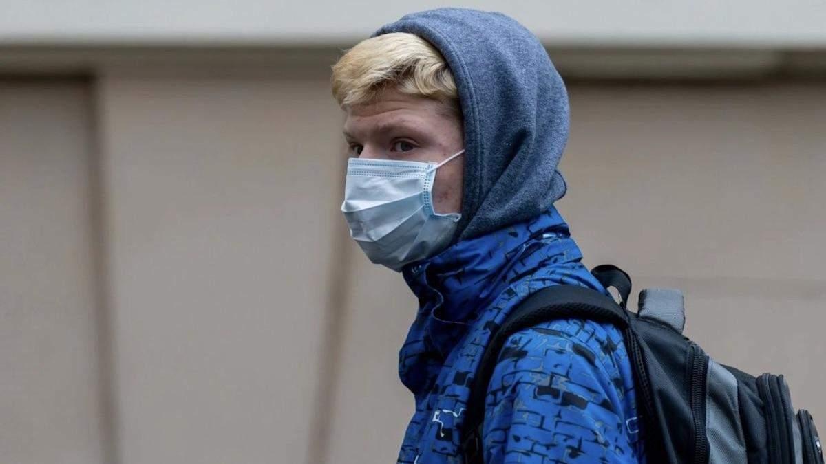 Количество больных на коронавирус в Украине ежедневно будет расти