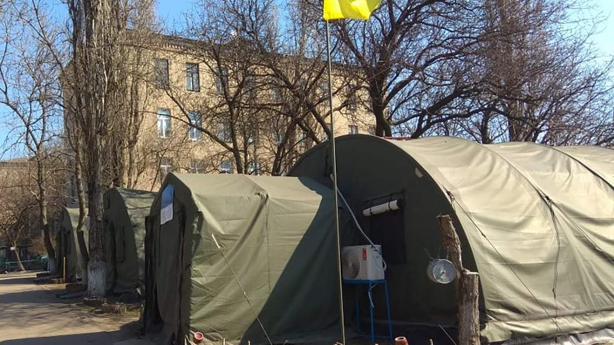 Как украинская армия готовится к распространению коронавируса: детали от штаба ООС