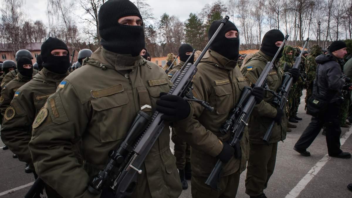 Росіянин намагався влаштуватись у Нацгвардію України