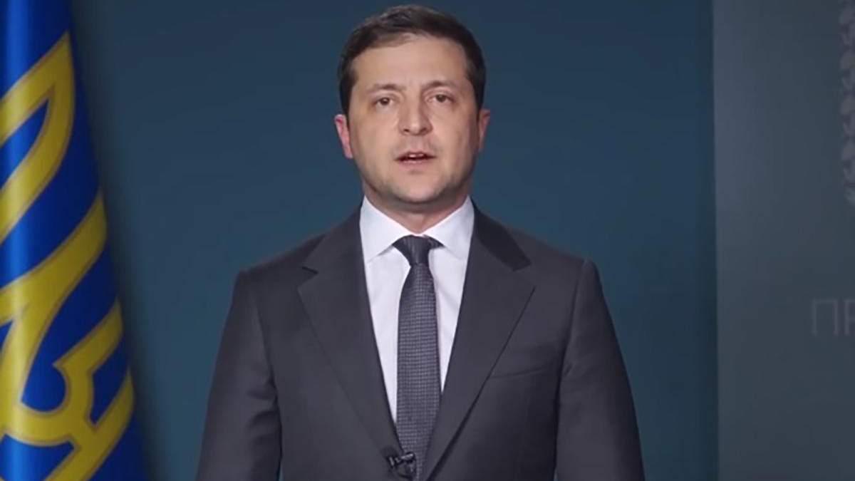 Звернення Зеленського 20 березня 2020 – про що говорив президент