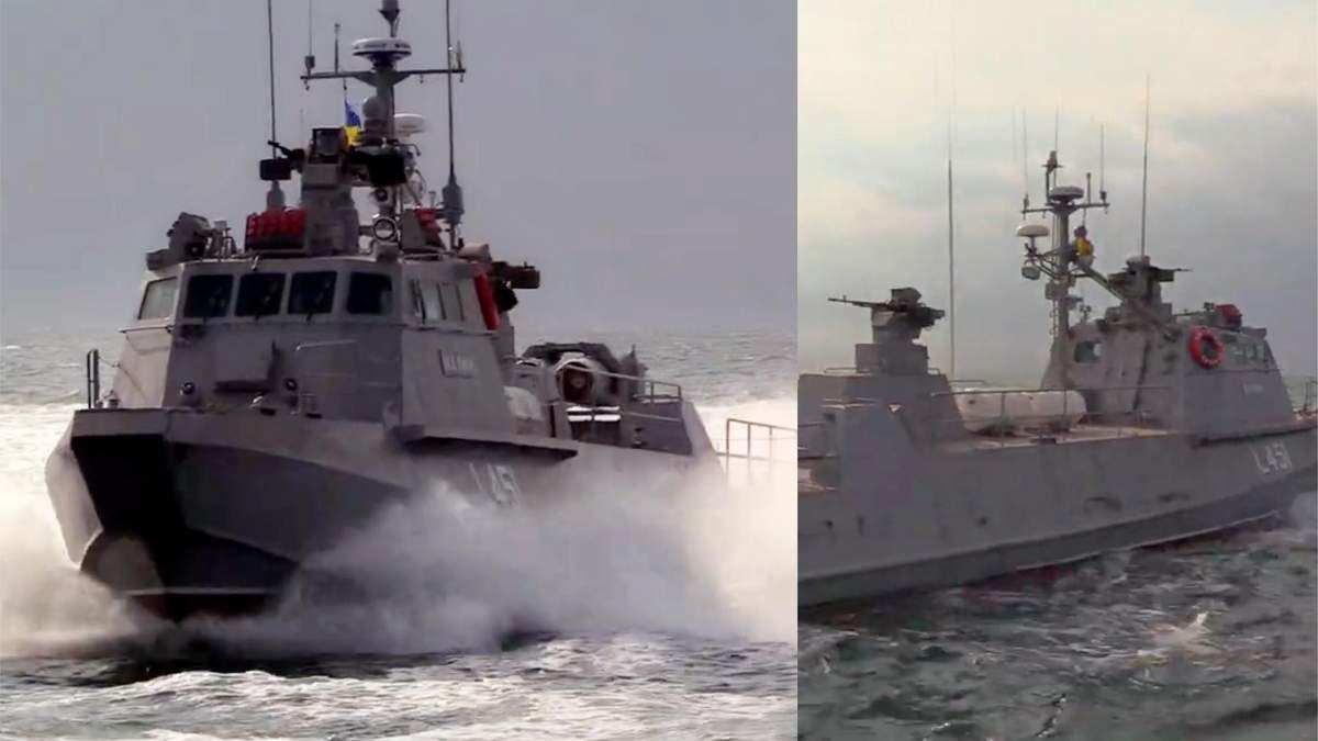 """ВМС провели випробування десантно-штурмових катерів """"Кентавр"""": потужні фото і відео"""