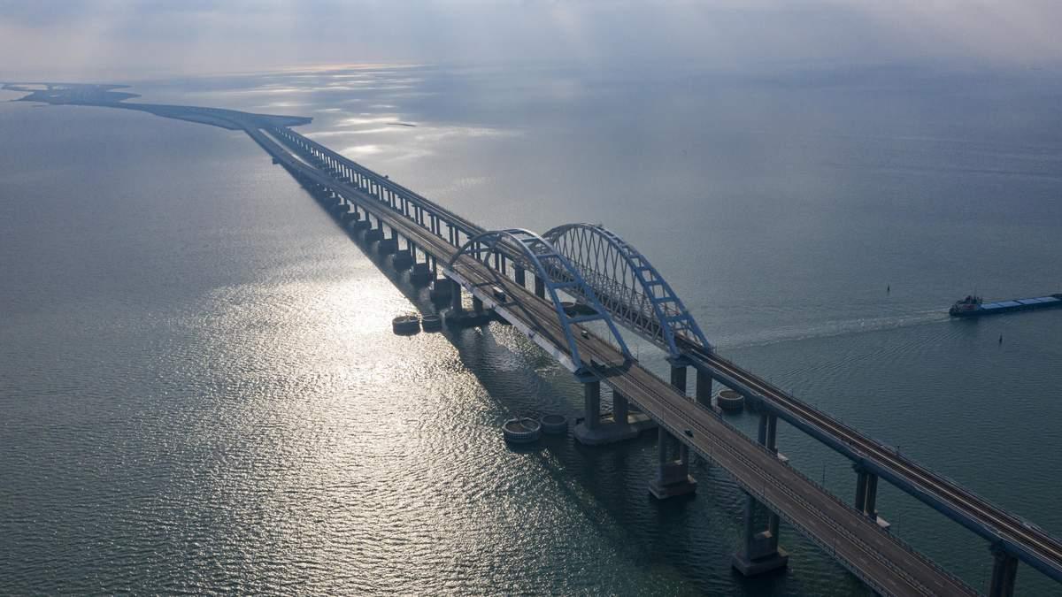 Коронавірус може проникнути через Кримський міст, – окупанти