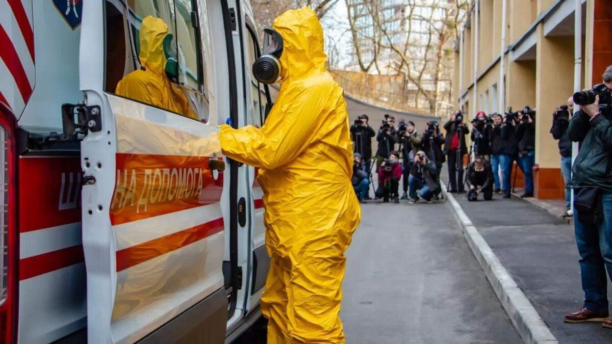 Перші два випадки коронавірусу зафіксували на Дніпропетровщині